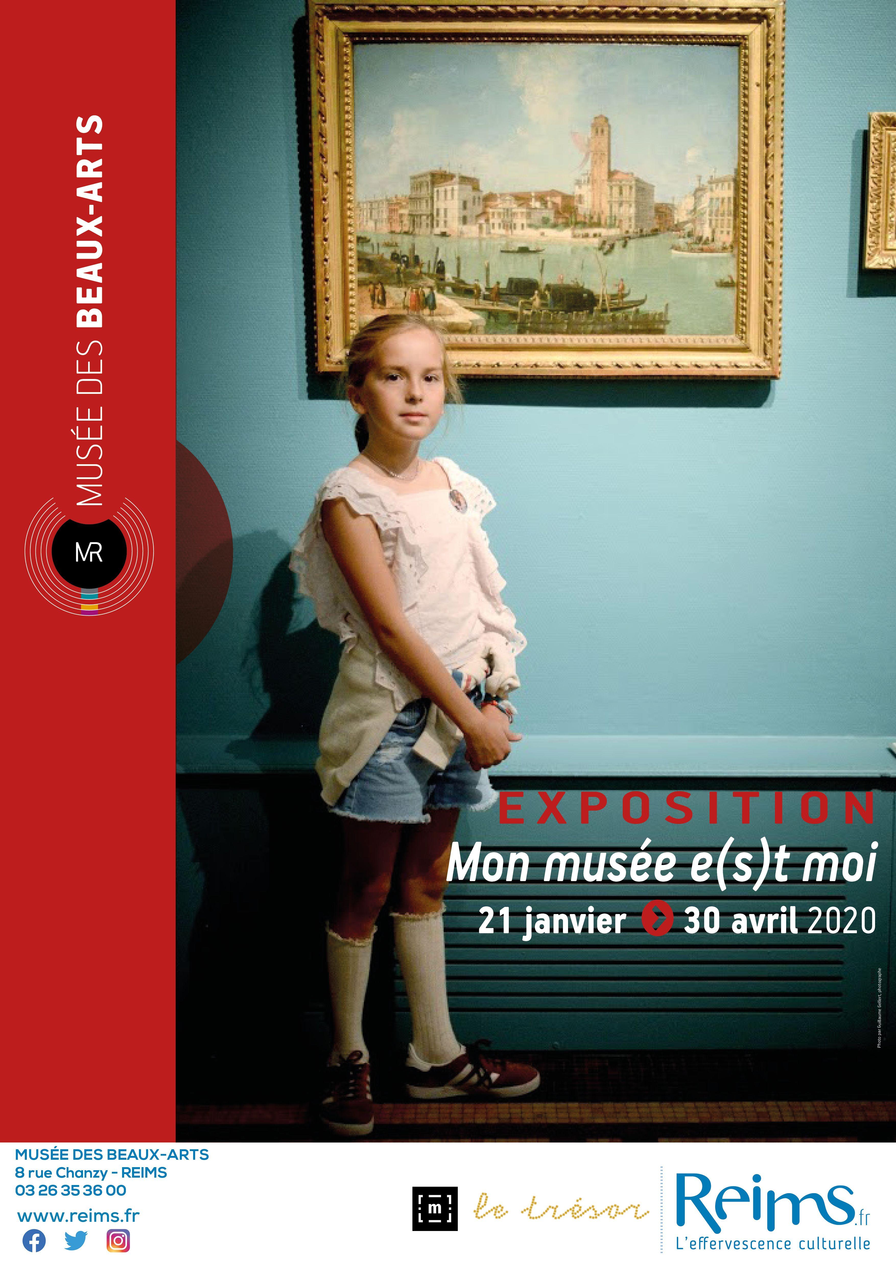 Mon musée e(s)t moi
