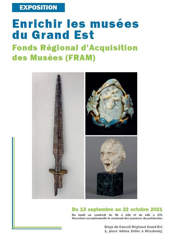 Enrichir les musées du Grand Est (FRAM)